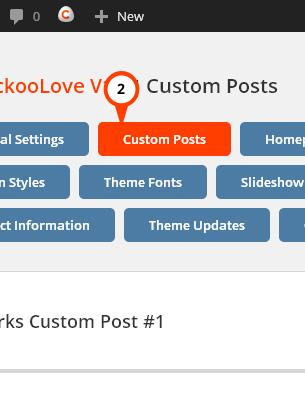 CuckooLove Custom Posts