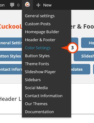CuckooLove Color Settings